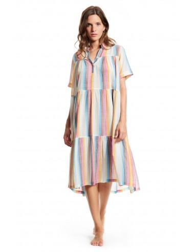 BEACHWEAR SHORT DRESS 3 LAYER - Beachwear - Tooshie