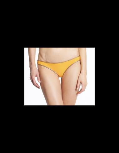 Bikini bandeau Yellow / Chartreuse bottom - Hampton collection - Swimwear - Tooshie