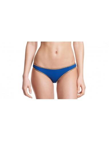 Bikini bandeau Blue / Navy bottom - Hampton collection - Swimwear - Tooshie