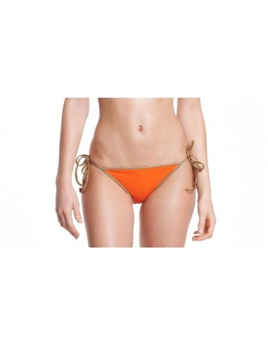 Bikini reversible Orange Fuxia - bottom - Swimwear - Tooshie