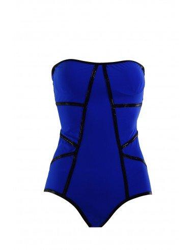 SWIMSUIT BLACK TRONCOSO - Swimwear - Tooshie