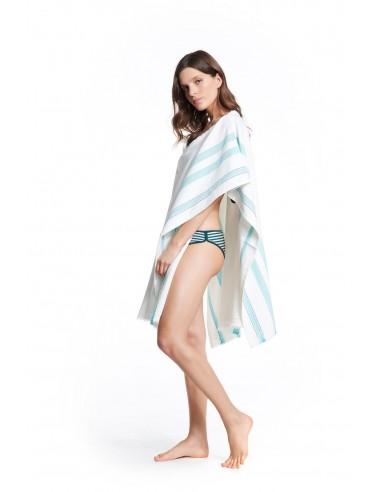 PONCHO COTTON TERRY - Beachwear - Tooshie